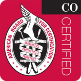 Certified Orthotist issued by ABC to Grant I. Wood